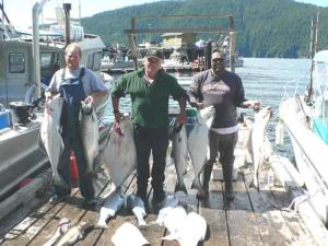 Another great day out on the water with D&D Fishing Charters!